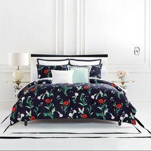 Kate spade New York hummingbird 5pc comforter